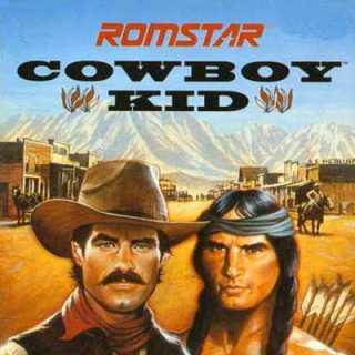 Cowboy Kid Box Art