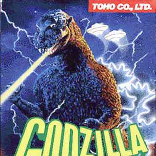 Godzilla: Monster of Monsters Box Art