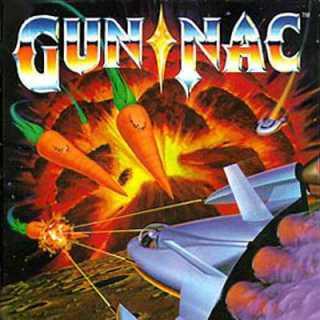Gun-Nac Box Art