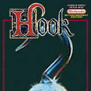 Hook Box Art (NES, Europe)