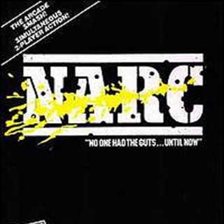 NARC Box Art (NES)