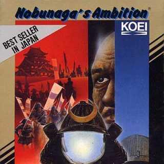 Nobunaga's Ambition Box Art (NES)