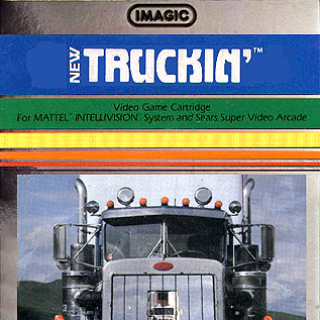 Truckin' front box cover