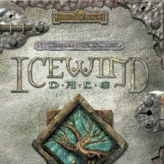 Icewind Dale Box Art