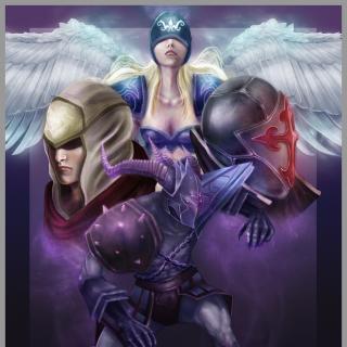 Deity Poster