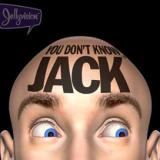 You Don't Know Jack logo from recent web series