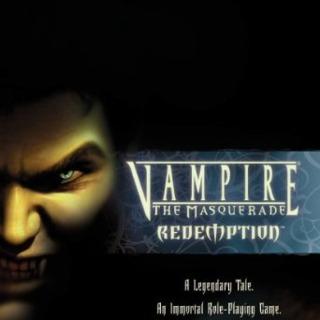 Vampire Masquerade: Redemption - Box Art