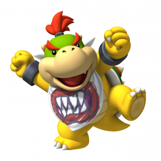 mp9 bowser jr