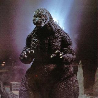 Heisei Godzilla.