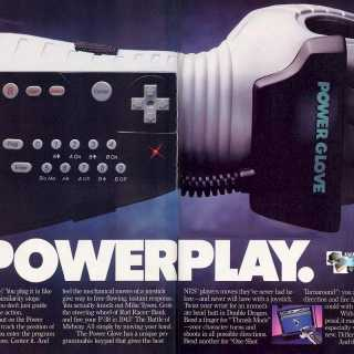The PowerGlove