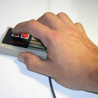 Nintentdo NES Gamepad