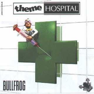 Theme Hospital Box Art