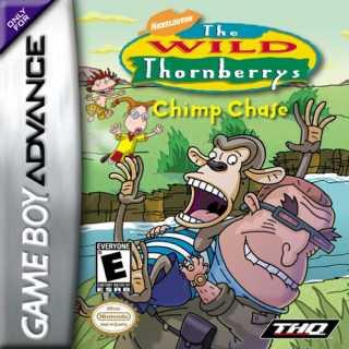 Wild Thornberrys: Chimp Chase