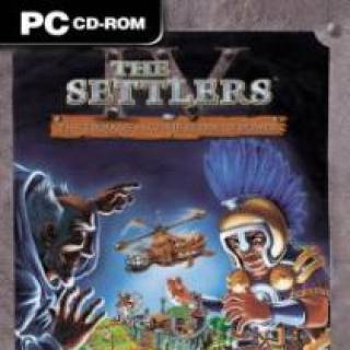 Settlers IV : The Trojans and the Elixir of Power boxart