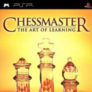 Front cover of Chessmaster: The Art of Learning (US) for PSP
