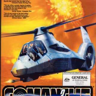 Comanche 3 Box