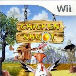 Wii front cover.