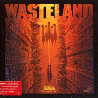 Wasteland cover