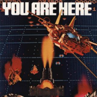 Arcade Flyer for Radar Scope