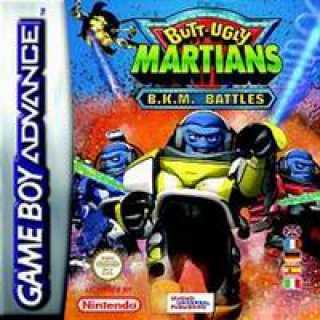 Butt-Ugly Martians: B.K.M Battles