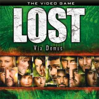 Lost: Via Domus Box Art (front)