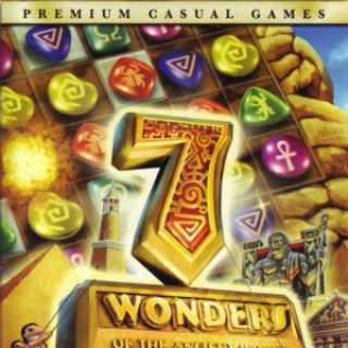 7 Wonders of the Ancient World PC Box Art