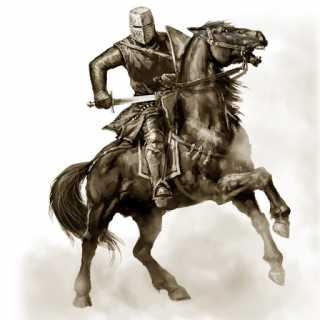Mount & Blade - mounted knight
