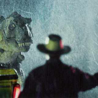 The Tyrannosaurus-Rex as imagined by Stan Winston and his fellow magicians.