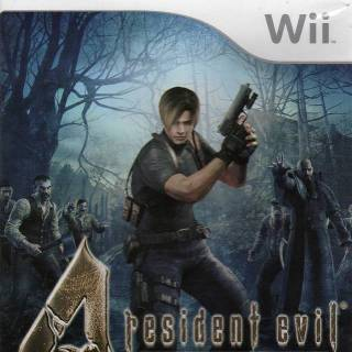 Front of the wii edition.