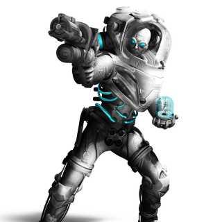 Mr Freeze Concept Art