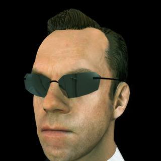 Agent Smith render
