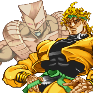 Dio and his stand