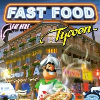 Box art for the US release of Fast Food Tycoon