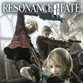 Neutral Box Art for Resonance of Fate