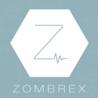 Another Zombrex Logo from the tie-in website