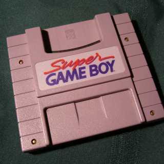 US Super Game Boy