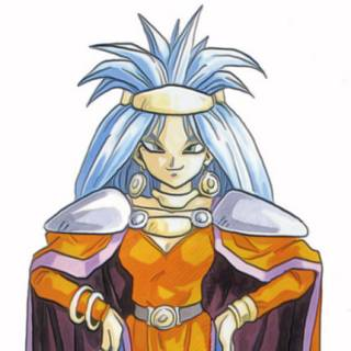 Queen Zeal from Chrono Trigger.