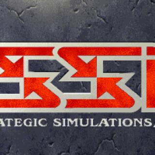 Strategic Simulation, Inc. Logo 1980 - 2000