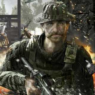 Captain price circa Call of Duty 4