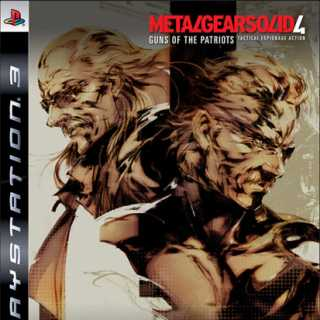 Metal Gear Solid 4 Limited Edition (U.S)