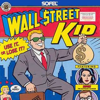 Cover of Wall Street Kid