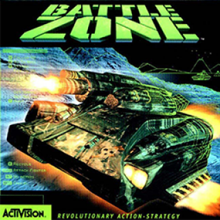 Original Battlezone release cover
