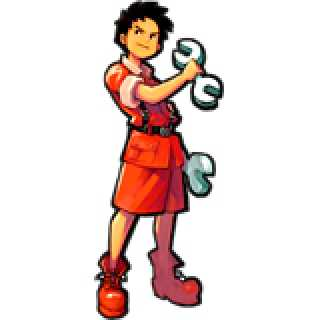 Andy a CO from Advance Wars