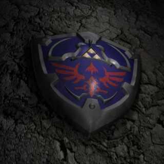 Hylrian Shield Links favorite