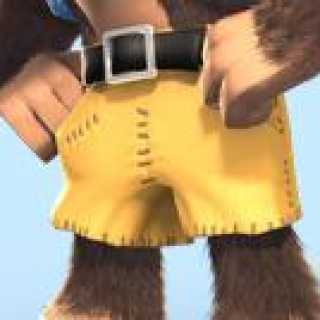 Shorts from banjo kazooie nuts & bolts