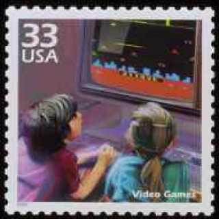 USA Stamp (Defender)
