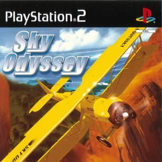 Sky Odyssey EU Box Art