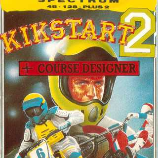 Kikstart 2 UK Box Art