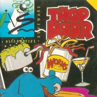 The Trap Door (Alternative Software) EU Box Art