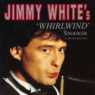 Jimmy White's Whirlwind Snooker EU Box Art